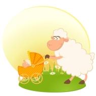 Love Baby Sheep
