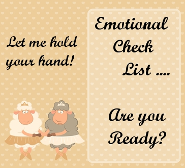 Emotional Checklist