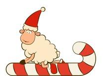 Christmas Sheep3